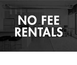 No Fee Rentals